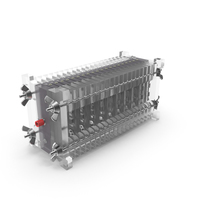 Fuel Cell Stack PNG & PSD Images