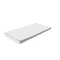 White Napkin PNG & PSD Images