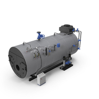 Steam Generator PNG & PSD Images