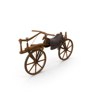 Antique Bicycle PNG & PSD Images