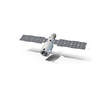 Zvezda Space Service Module PNG & PSD Images