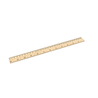 Wood Ruler PNG & PSD Images