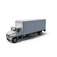 Box Truck PNG & PSD Images