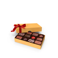 Box of Chocolates PNG & PSD Images