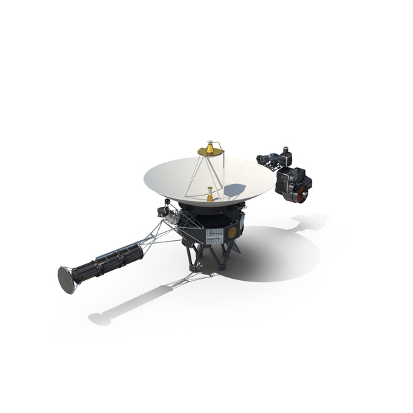 Voyager 1 PNG & PSD Images