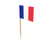 Toothpick Flag PNG & PSD Images