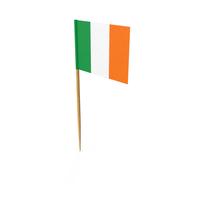 Toothpick Irish Flag PNG & PSD Images
