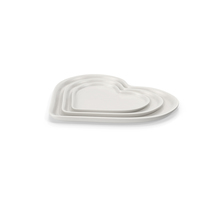 Heart Plate Set PNG & PSD Images