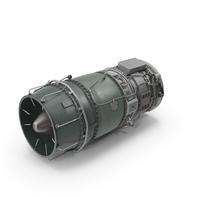 Turbojet Engine PNG & PSD Images