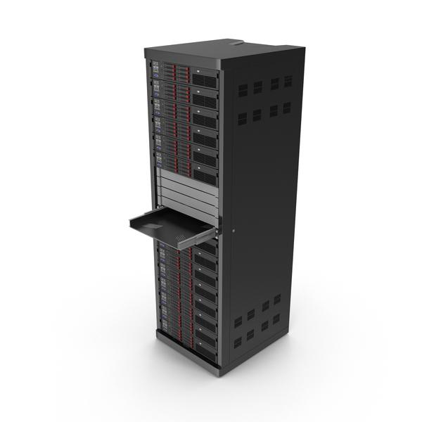 Server Rack PNG & PSD Images