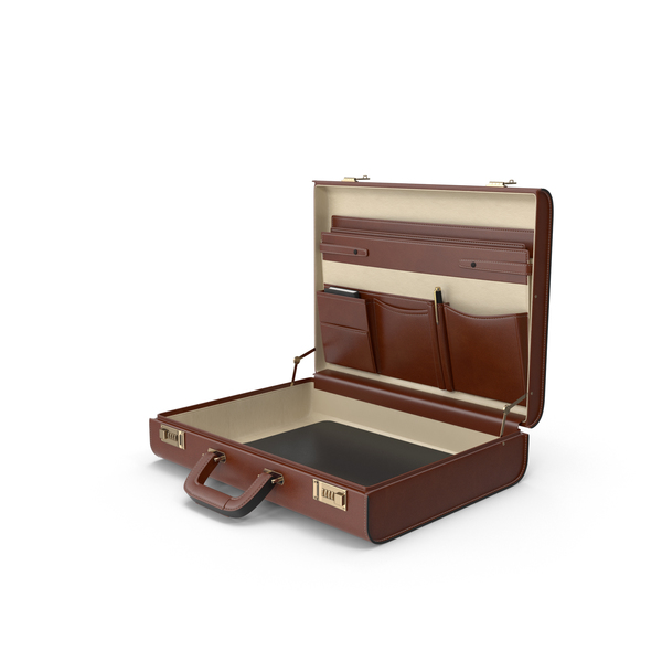 Open Briefcase PNG & PSD Images