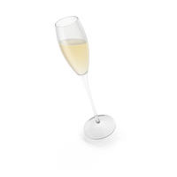 Champagne Flute PNG & PSD Images