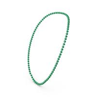 Green Mardi Gras Beads PNG & PSD Images