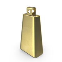 Cowbell PNG & PSD Images