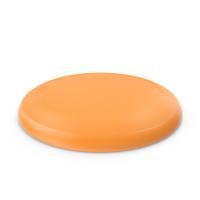 Orange Frisbee PNG & PSD Images