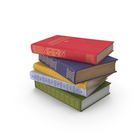Textbooks PNG & PSD Images
