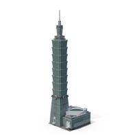 Taipei 101 PNG & PSD Images