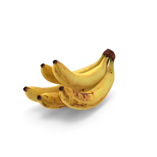 Banana Bunch PNG & PSD Images