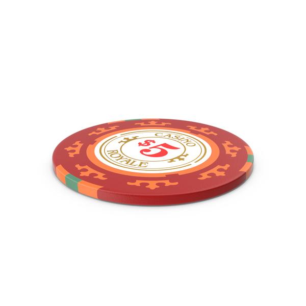 Poker Chip Object