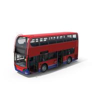 London Bus Enviro400 PNG & PSD Images
