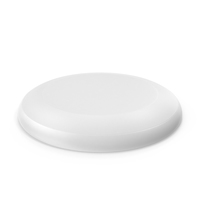 White Frisbee PNG & PSD Images