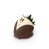 Chocolate Covered Strawberry PNG & PSD Images