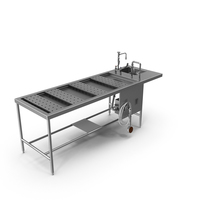 Autopsy Table PNG & PSD Images