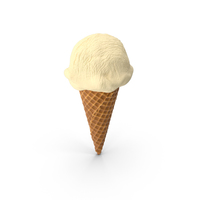 Ice Cream Cone PNG & PSD Images
