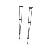 Crutches PNG & PSD Images