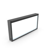X-Ray Light Box PNG & PSD Images