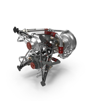 Rocket Engine PNG & PSD Images