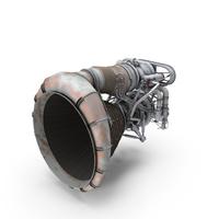 F-1 Rocket Engine PNG & PSD Images