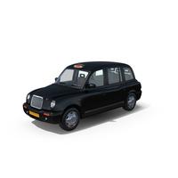 London Cab PNG & PSD Images