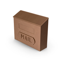 Mounted Mailbox PNG & PSD Images
