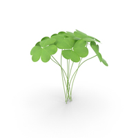 Clovers PNG & PSD Images