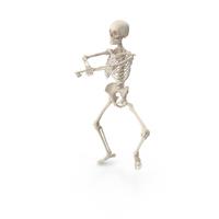 Skeleton Gangnam Style PNG & PSD Images