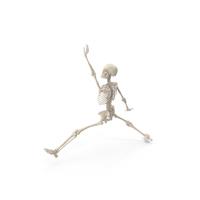 Skeleton Slam Dunk PNG & PSD Images