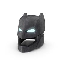 Batman Power Armor Helmet PNG & PSD Images
