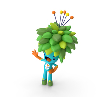 2016 Olympics Rio Mascot Tom PNG & PSD Images