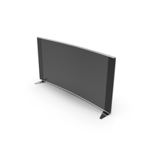 Sony  S990A Curved Television PNG & PSD Images