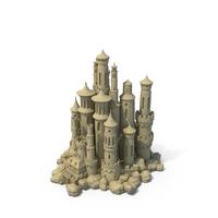 Sand Castle PNG & PSD Images