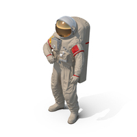 Chinese Space Suit PNG & PSD Images