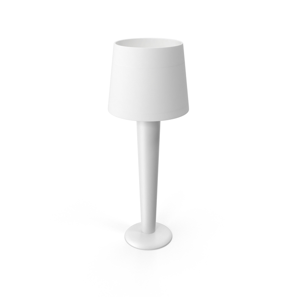 White Lamp PNG & PSD Images