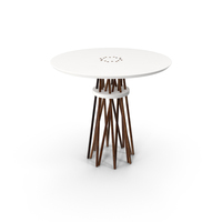 Modern Accent Table PNG & PSD Images