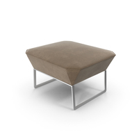 Gray Ottoman PNG & PSD Images