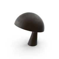 Mushroom Lamp PNG & PSD Images