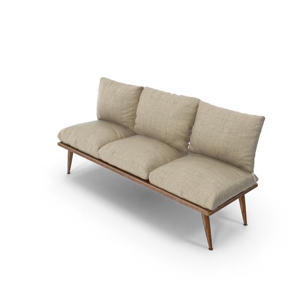 Comfy  Sofa PNG & PSD Images