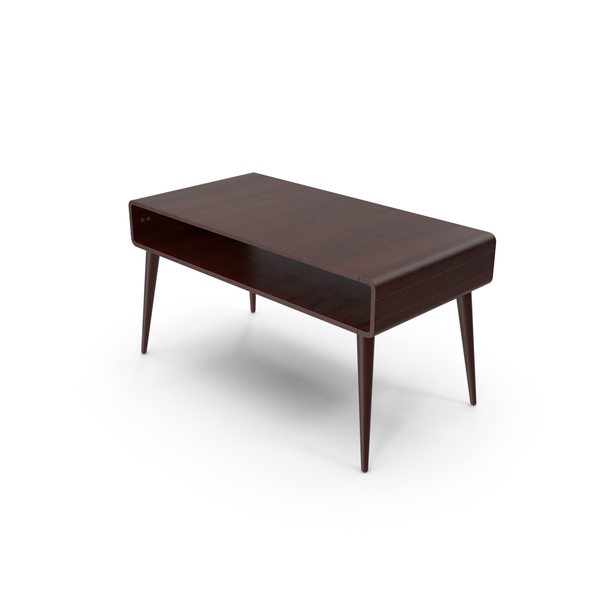 Contemporary Coffee Table Object