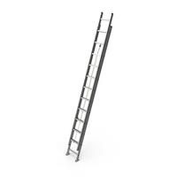 Aluminum Extension Ladder PNG & PSD Images