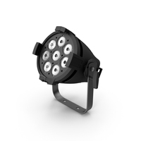 LED Stage Light PNG & PSD Images